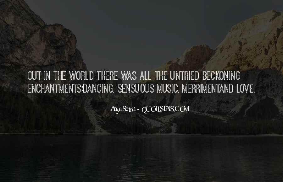 Music Quotes And Sayings #798580