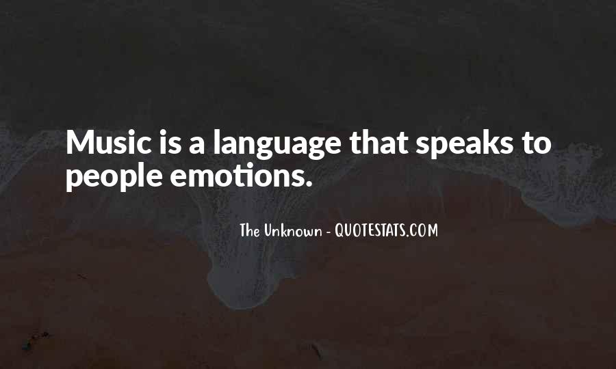 Music Quotes And Sayings #83346