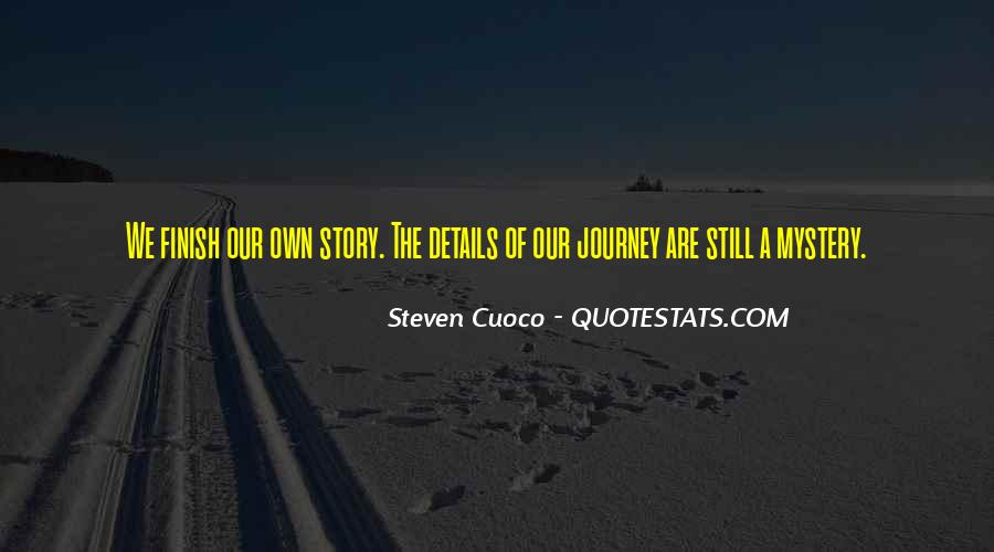 Mystery Quotes And Sayings #1590106