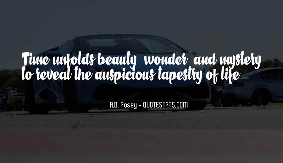 Mystery Quotes And Sayings #1710095