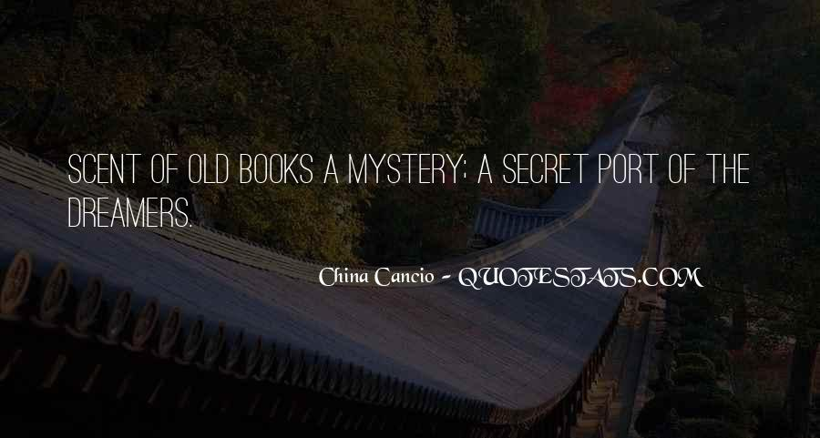 Mystery Quotes And Sayings #1808911