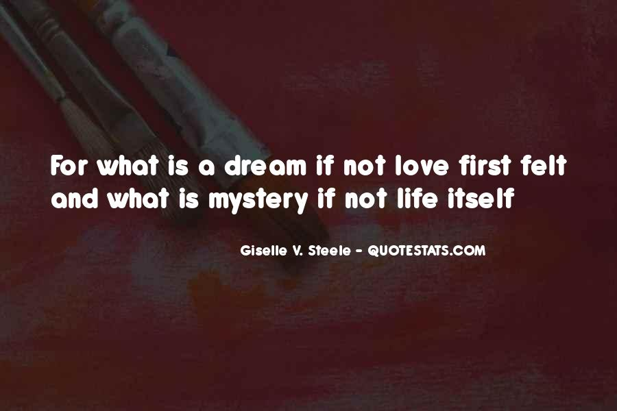 Mystery Quotes And Sayings #1867869