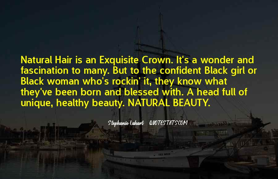 Natural Beauty Quotes Sayings #1040344