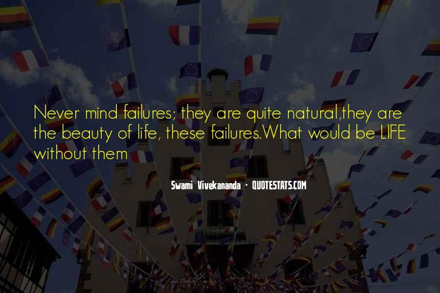 Natural Beauty Quotes Sayings #27240