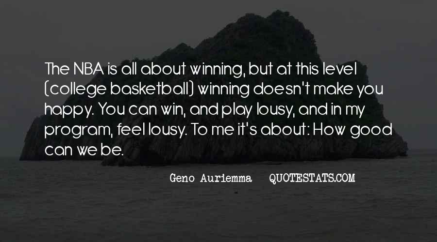 Nba Basketball Sayings #653222