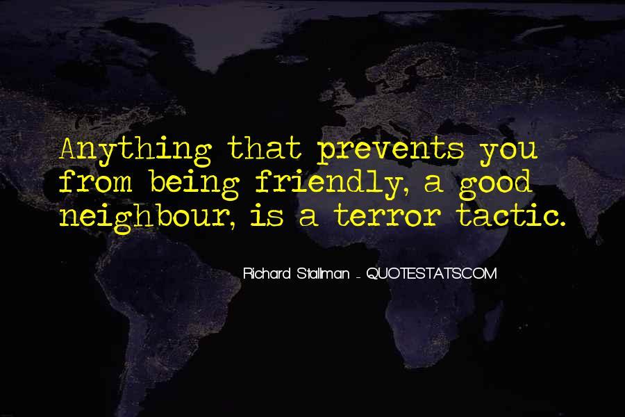 Good Neighbour Sayings #1128170