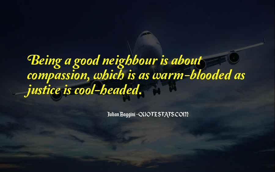 Good Neighbour Sayings #833028