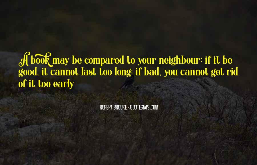 Good Neighbour Sayings #918498