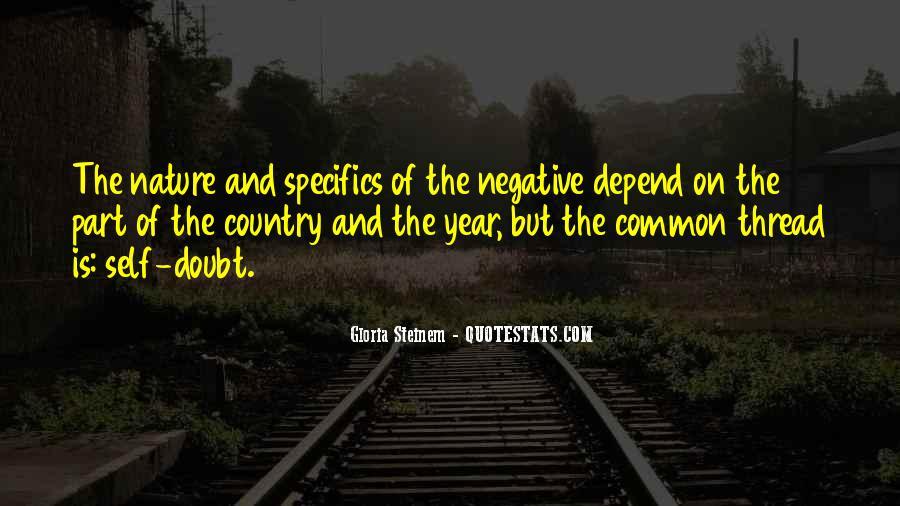 Common Negative Sayings #1833837