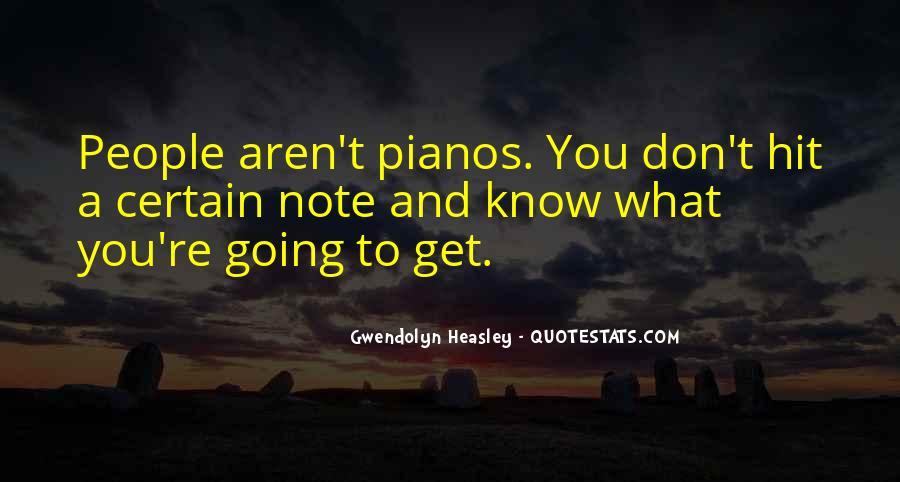 Piano Note Sayings #287310