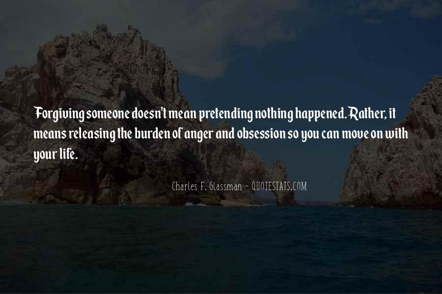 Obsession Quotes And Sayings #614101