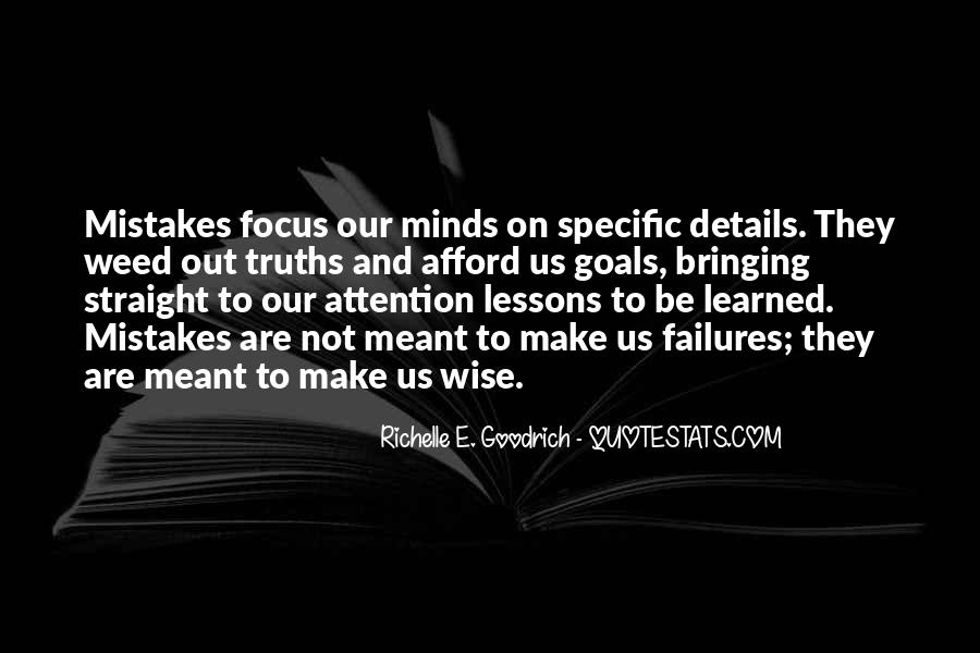 Quotes About Learning From Your Failures #152040