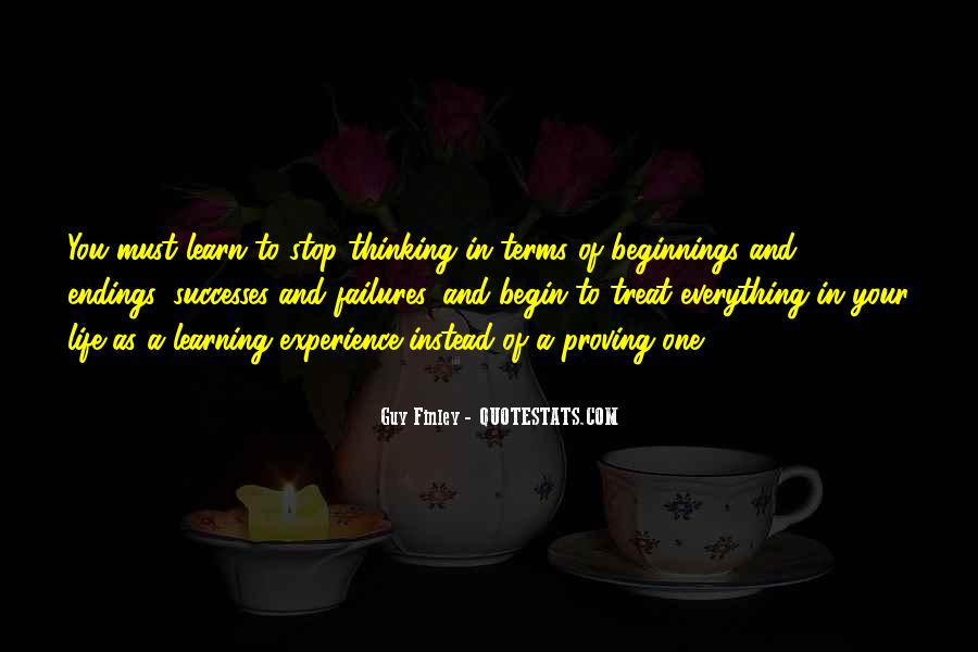 Quotes About Learning From Your Failures #1740285