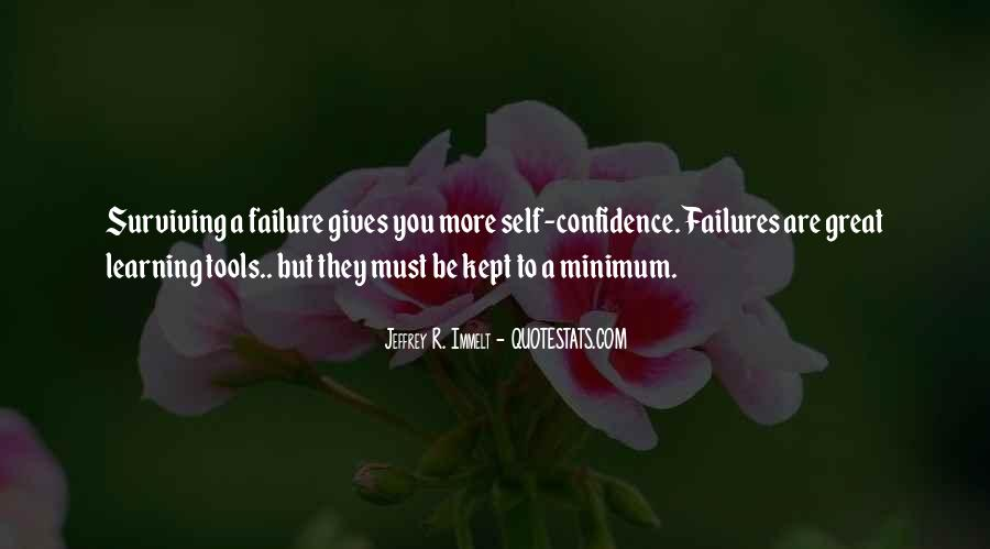 Quotes About Learning From Your Failures #1766570