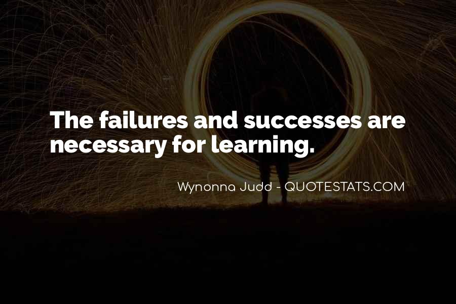 Quotes About Learning From Your Failures #295512