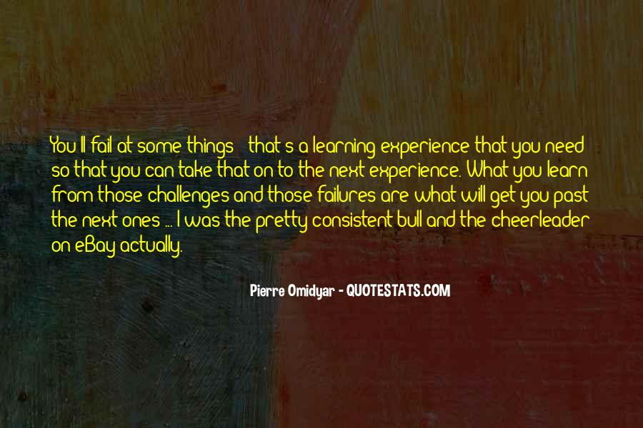 Quotes About Learning From Your Failures #474497