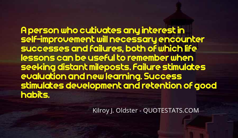 Quotes About Learning From Your Failures #73121