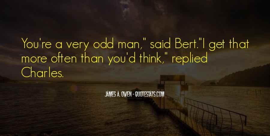 Very Odd Sayings #1073771