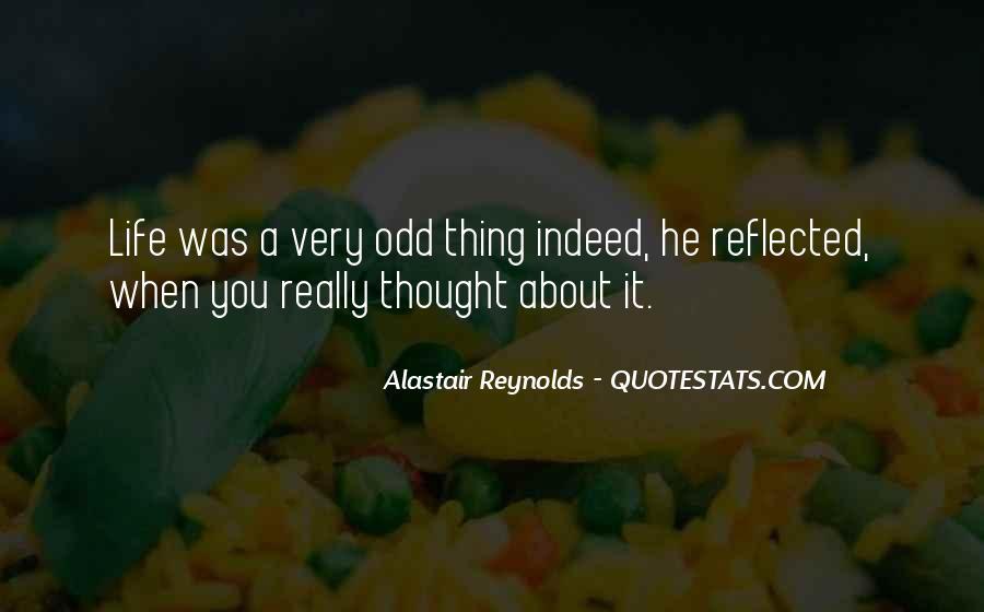 Very Odd Sayings #617898