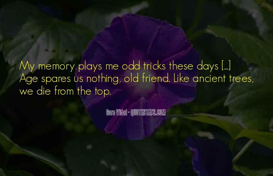Old Odd Sayings #863049