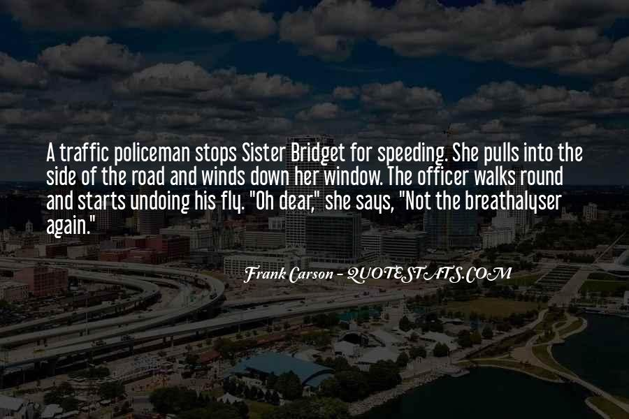 Funny Officer Sayings #1500363