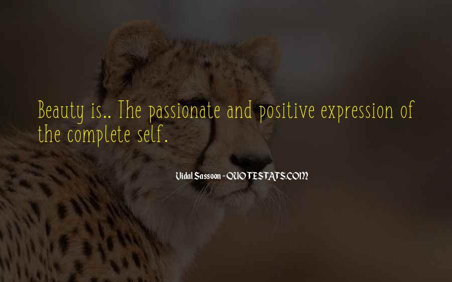Positive Self Sayings #107600