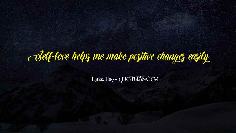 Positive Self Sayings #133910