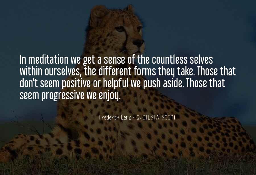 Positive Self Sayings #141293