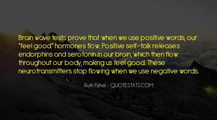 Positive Self Sayings #169104