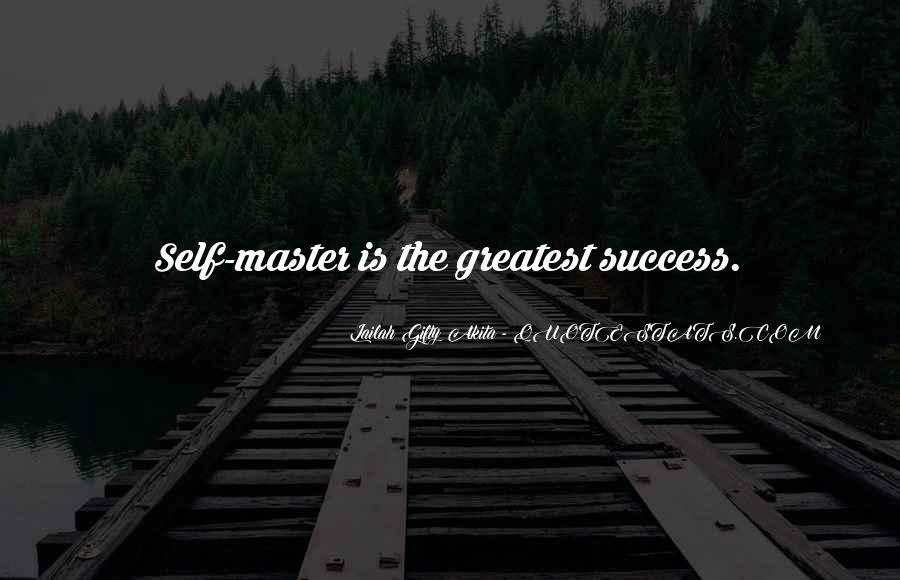 Positive Self Sayings #242279
