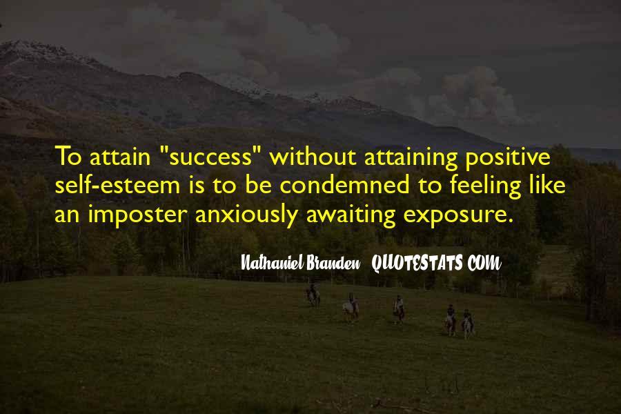 Positive Self Sayings #43340