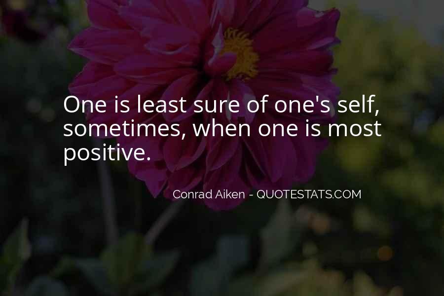 Positive Self Sayings #97953