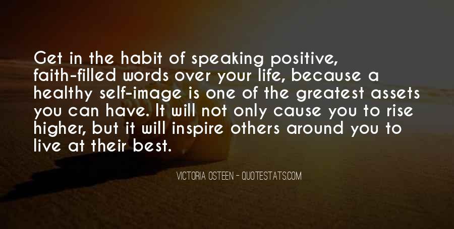 Positive Self Sayings #98477