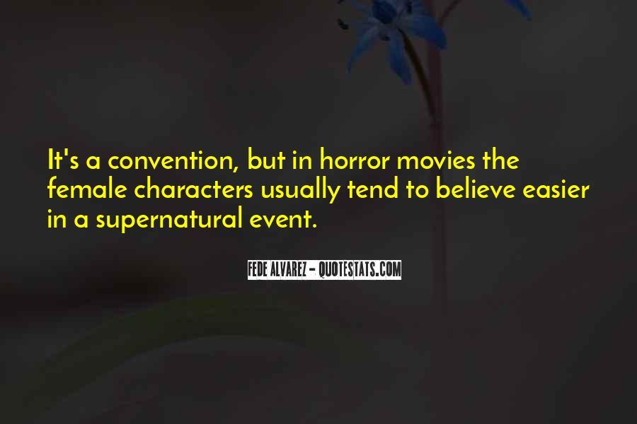 Supernatural Character Sayings #457553
