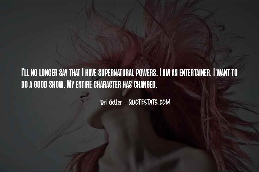 Supernatural Character Sayings #916310
