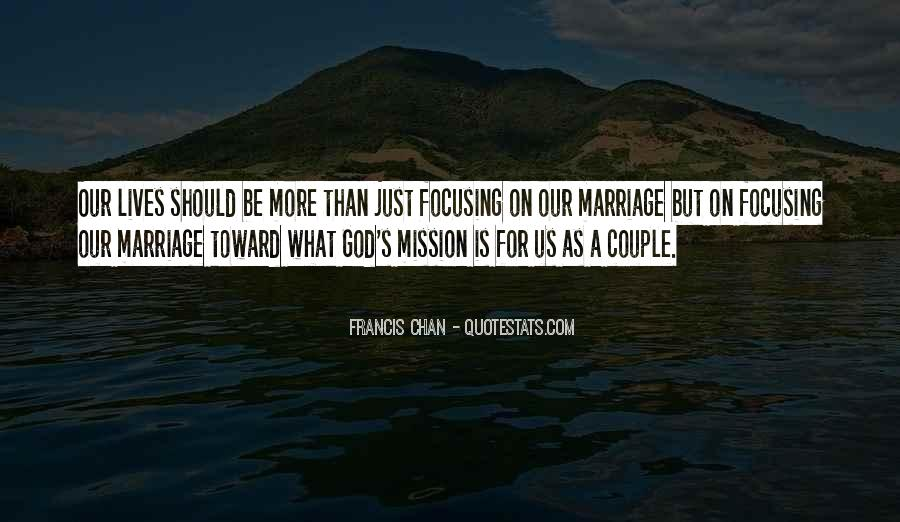 On A Mission Sayings #286387