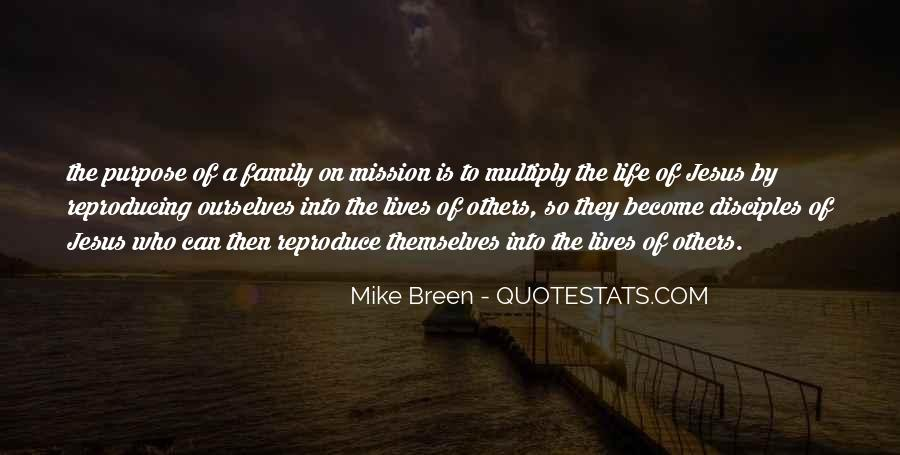 On A Mission Sayings #447637