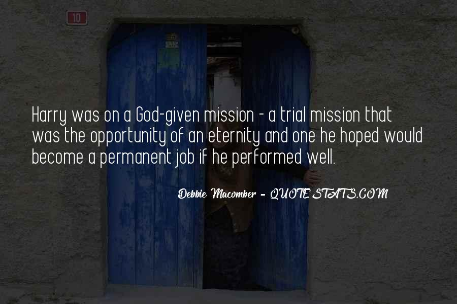 On A Mission Sayings #60155