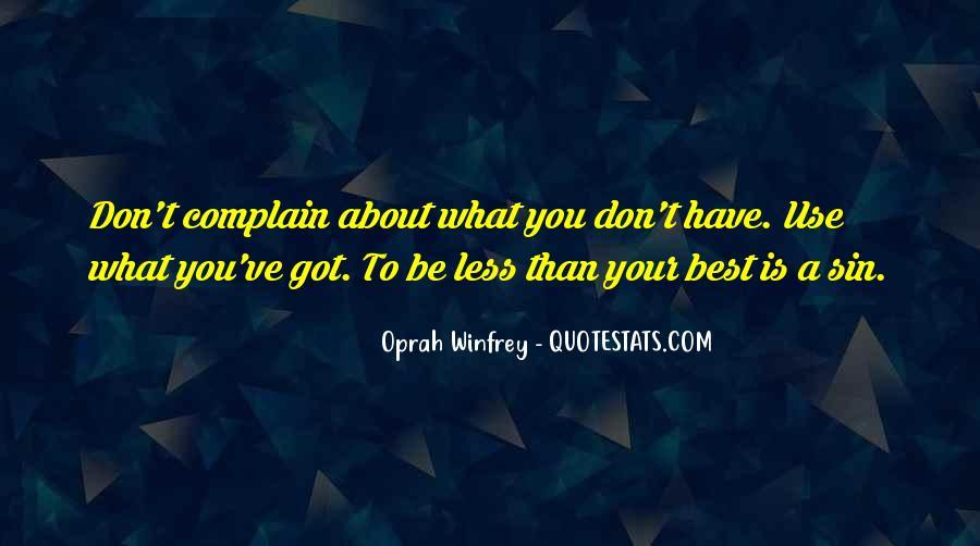 Oprah Best Sayings #112183