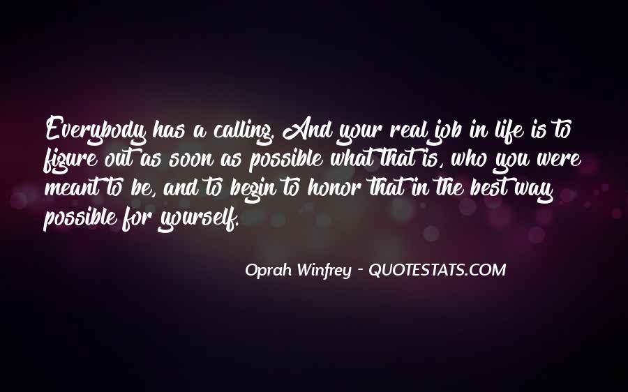 Oprah Best Sayings #1197938