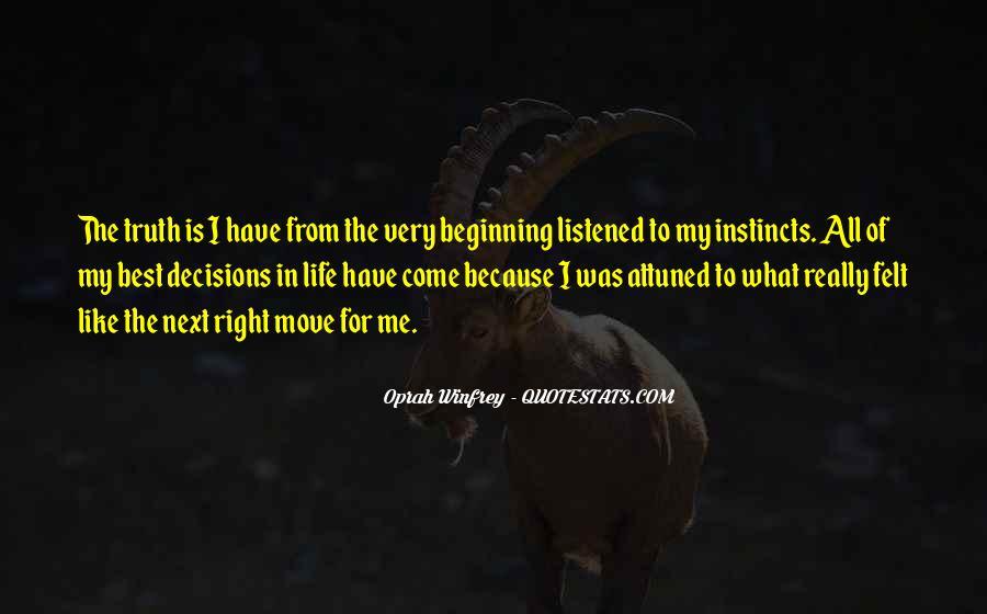 Oprah Best Sayings #1443597