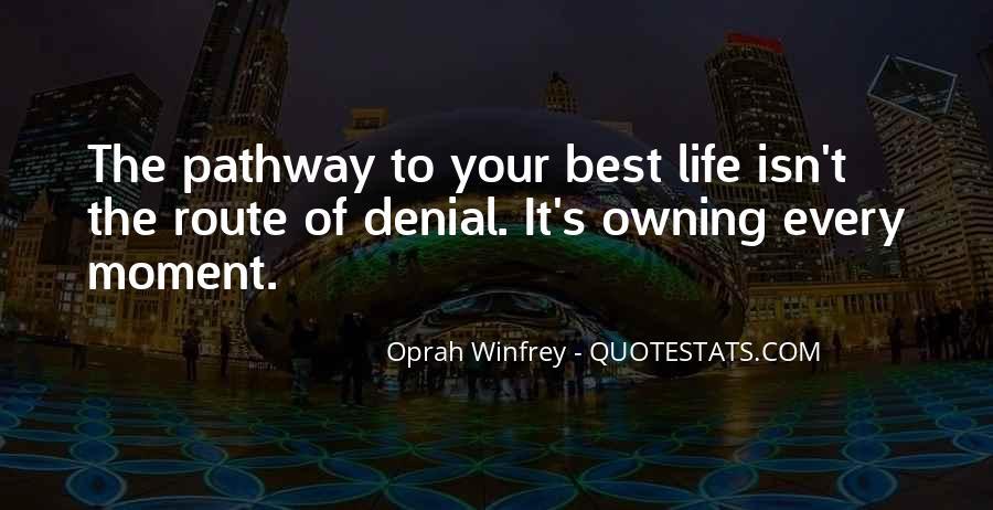 Oprah Best Sayings #1448136