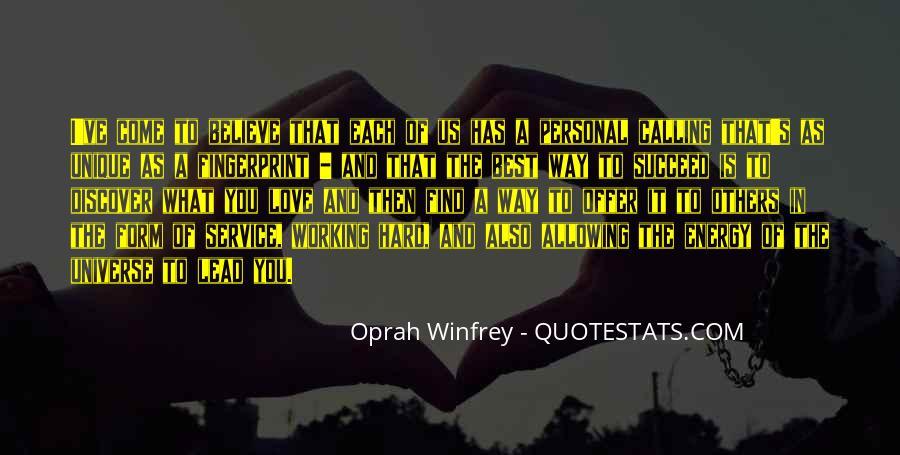 Oprah Best Sayings #1711455