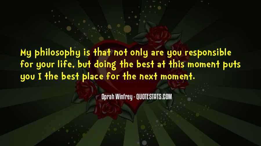 Oprah Best Sayings #208571