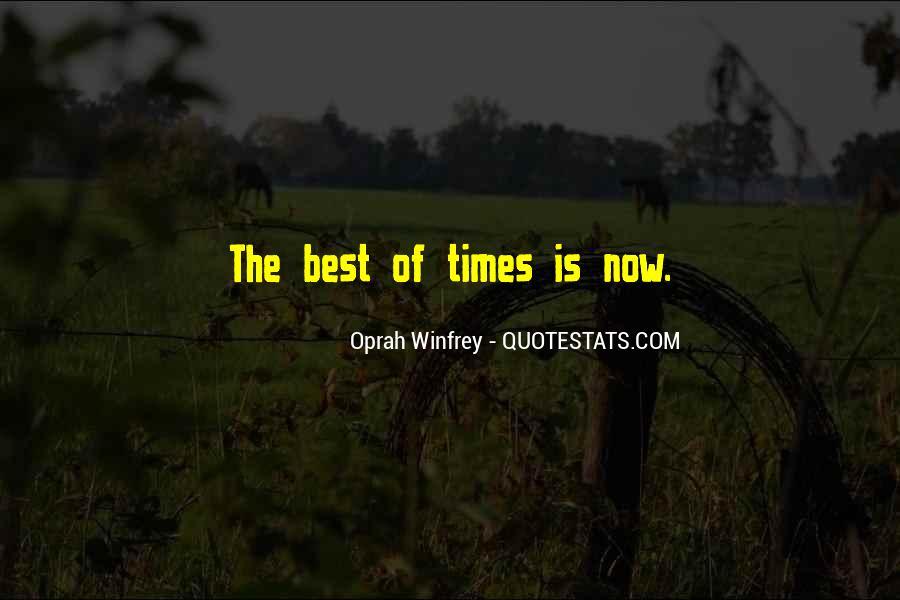 Oprah Best Sayings #418877