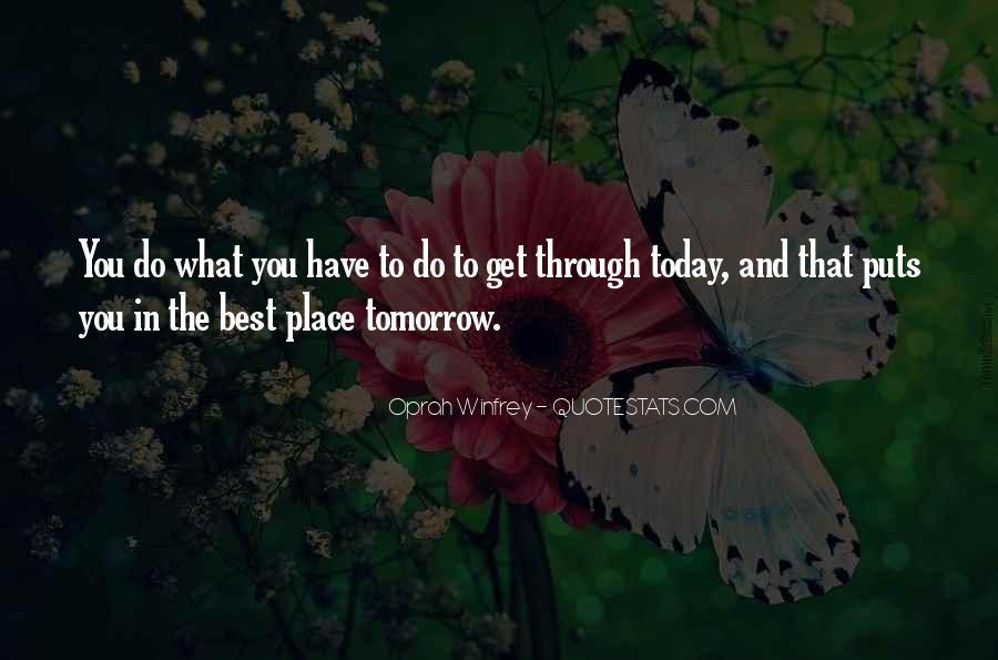 Oprah Best Sayings #696432