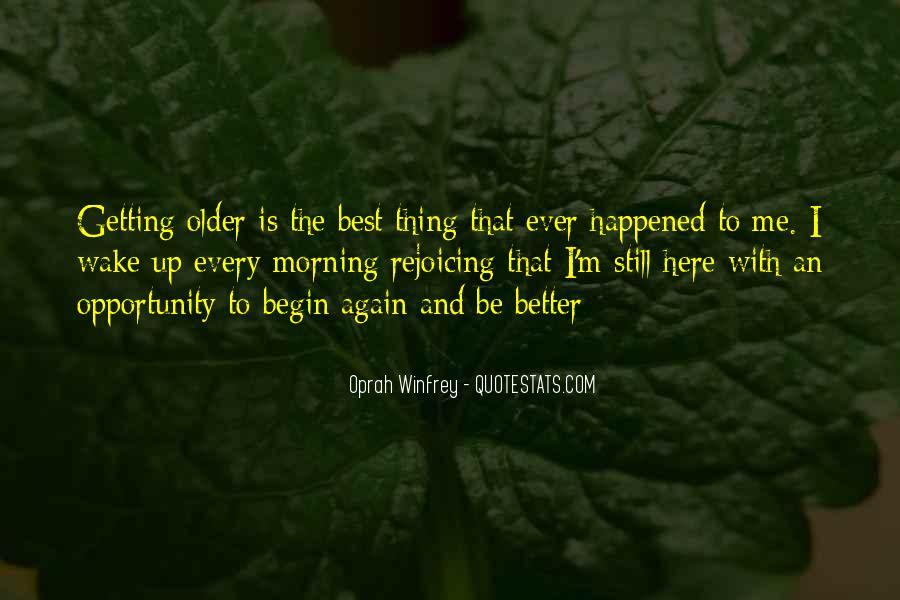 Oprah Best Sayings #722381