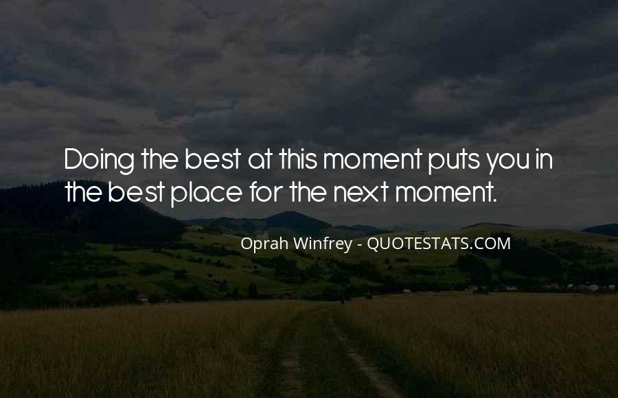 Oprah Best Sayings #891160