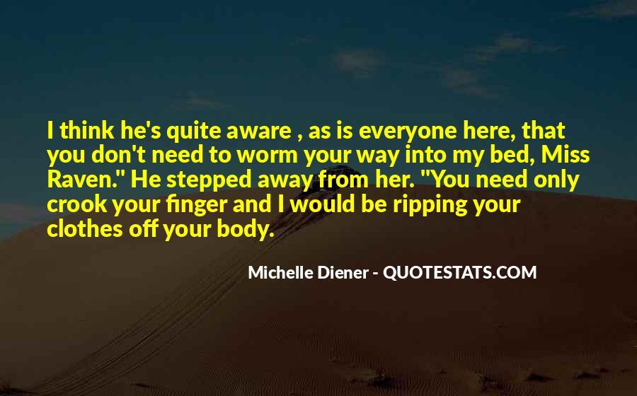 Michael Owens Sayings #448215