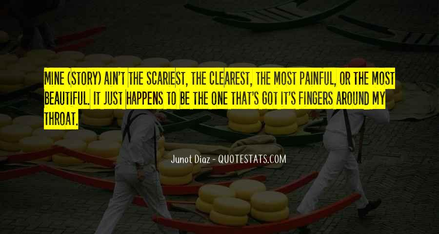 Most Painful Sayings #125875